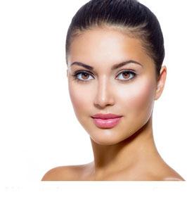 Kosmetische Gesichtbehandlungen