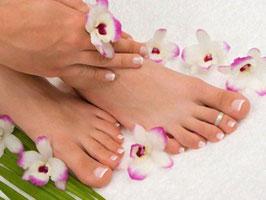 Fußpflege Grundbehandlung