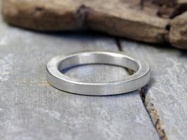 XL-Stapelring No. 10 aus 925 Silber