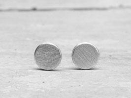 Punktohrstecker aus 925 Silber