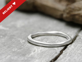 Stapelring No. 026 aus 925 Silber