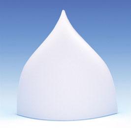 Wachslicht Kuppel B 212, H 195, T 9
