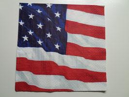 Amerikanische Flagge Gross