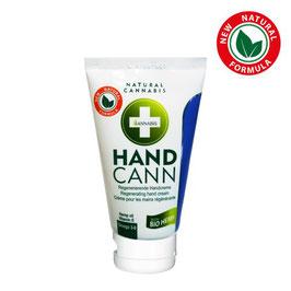 HandCann: Crema Mani Naturale Idratante per Mani screpolate