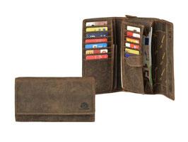Leder Geldbörse Artikelnummer: 1817-25