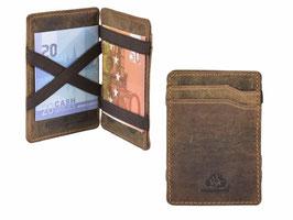 Leder Magic Wallet Artikelnummer: 1608-25