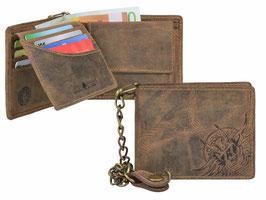 Leder Geldbörse Artikelnummer: 1705-DS-25