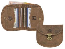 Leder Geldbörse Artikelnummer: 1752-25