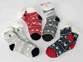 Kuschelsocken 742742 - Weihnachten