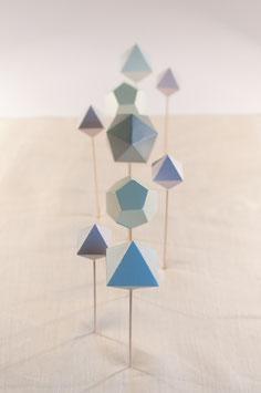 Gem-Sticks (9er Set)