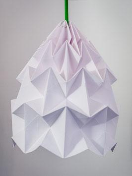 Origami-Lampenschirm - Glocke