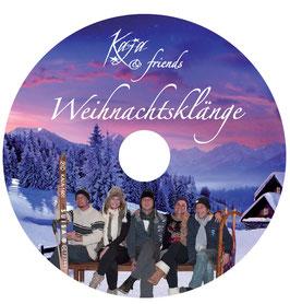 CD Weihnachtsklänge 2015