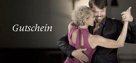 Gutschein Tango-Starter-Monat