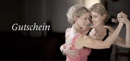 Gutschein Tango-Starter-Workshop