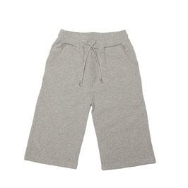 Cropped pants grey