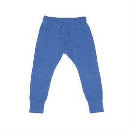 Slim fit jogger True blue