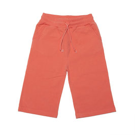 Cropped pants Coral