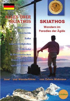 Insel und Wanderführer für Skiathos