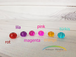 "Kunststoff- perle ""happy Colours"""