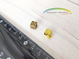 "Perle ""Bronze/Gold"""
