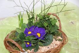 Kleiner Frühlingskorb