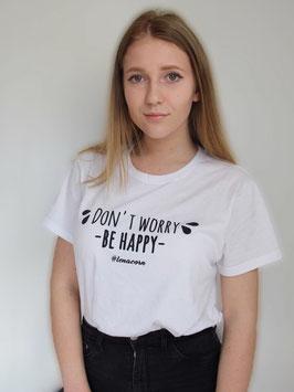 Lenaly7 Merch T-Shirt weiß + Autogrammkarte