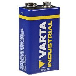 9 V VARTA Batterie