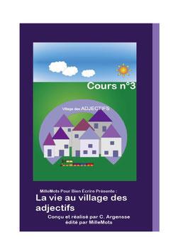 Cours 3 :  La vie au Village des adjectifs