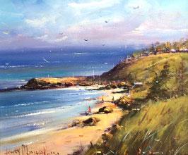 Sunlit Beach - Cottesloe