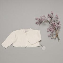 Cardigan cotton off white