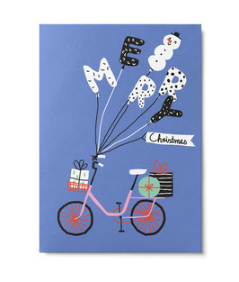 """""""christmas-bike"""""""