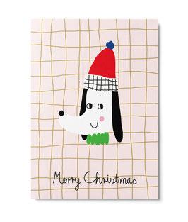 """""""Christmas Dog"""""""