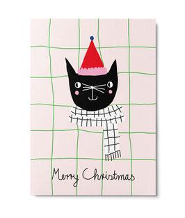 """Christmas Cat"""