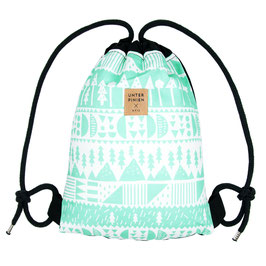 Peppermint Mini Backpack