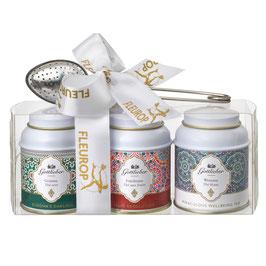 Gottlieber Geschenk-Set mit 3 verschiedenen Tee's