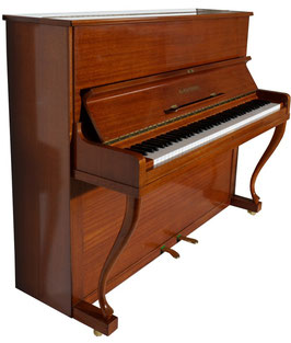 Grotrian Steinweg Klavier Modell 122  Mahagoni Schellack