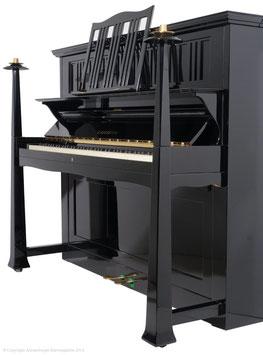 C. Bechstein Konzertklavier Modell 132 Art déco- Design