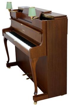 Wilhelm Schimmel Klavier Modell 110 Mahagoni satiniert