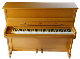 Carl Pfeiffer Stuttgart Klavier Modell 118 Kirschbaum