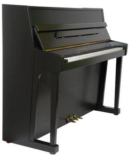 Ibach Klavier Modell 115 Schwarz satiniert
