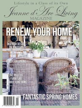 Magazine Jeanne d'Arc Living -   numero 2  2019