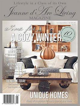 Magazine Jeanne d'Arc Living - numero 1  2019