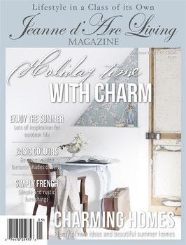 Magazine Jeanne d'Arc Living - numero 5  2018