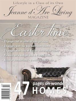 Magazine Jeanne d'Arc Living -   numero 2 2018