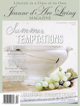Magazine Jeanne d'Arc Living -   numero 4 2018