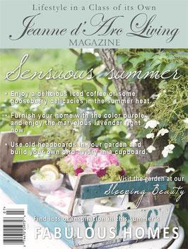 Magazine Jeanne d'Arc Living - luglio 2017