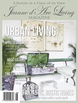 Magazine Jeanne d'Arc Living -   numero 6  2018