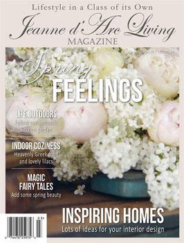 Magazine Jeanne d'Arc Living - numero 3  2018