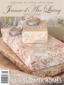 Magazine Jeanne d'Arc Living - agosto 2017