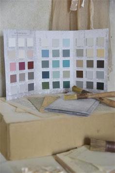 Cartella colori Vintage paint